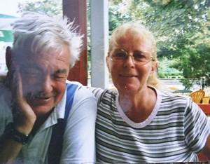 Ан Маргарет и съпругът й Джим